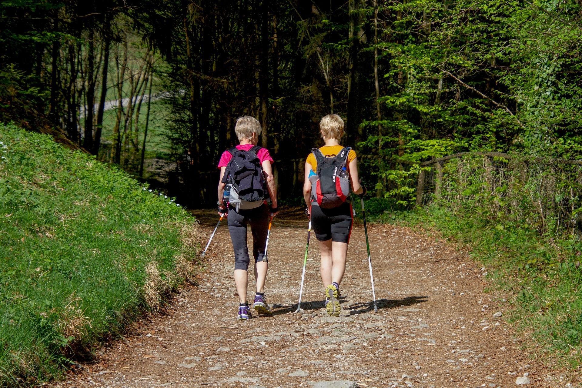Wandern in der Natur - Heimat und Herz Einrichtung für psychisch erkrankte Menschen